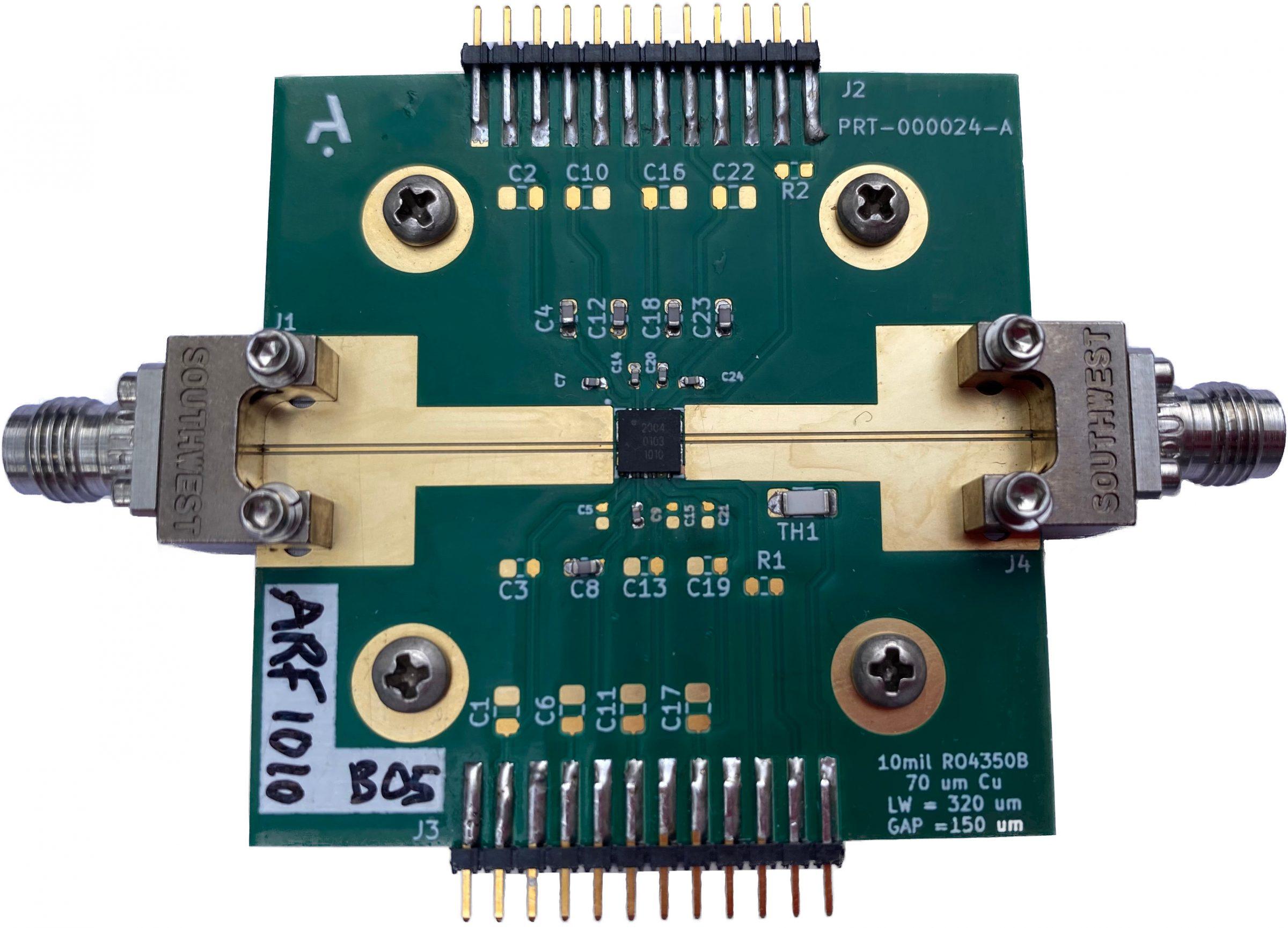 ARF1010Q4 (22-30 GHz) Linear Amplifier