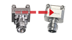 Narrow Block End Thread-In with 30% Reduction