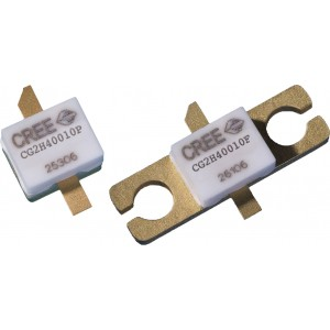 CG2H40010 (10 W, DC-6 GHz, RF Power GaN HEMT)