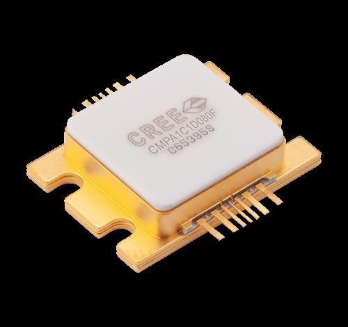 CMPA1C1D080F (90 W, 12.75 - 13.25 GHz, GaN MMIC, Power Amplifier) UK STOCK AVAILABLE
