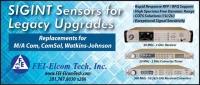 Melcom supply Elcom SIGINET replacements for MA/COM, ComSol & Watkins-Johnson