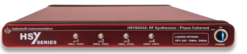 HSY Series (HSY9004A) RF Synthesiser