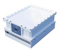 Compact GaN Based KU Band BUC Range