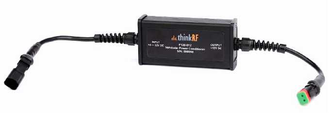 P120 Vehicular Power Conditioner - Accompanies the R5700 Analyser