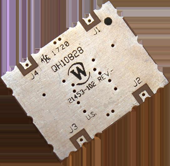 QH10828 (1-8 GHz Quad Hybrid Combiner)