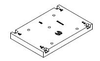 QH11489-Ag ( 80-1000 MHz, 600 W, 90° Hybrid Coupler)