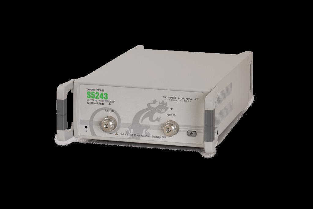 S5243 VNA (2-Port, 43.5 GHz)